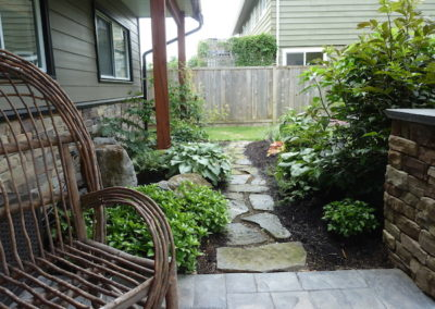 Firepits and Paths